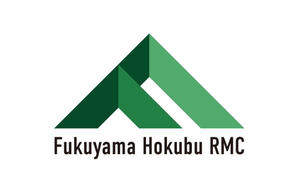 基盤を表現した緑色のロゴ